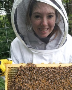 Beekeeping: Surprisingly easier than herding cats.